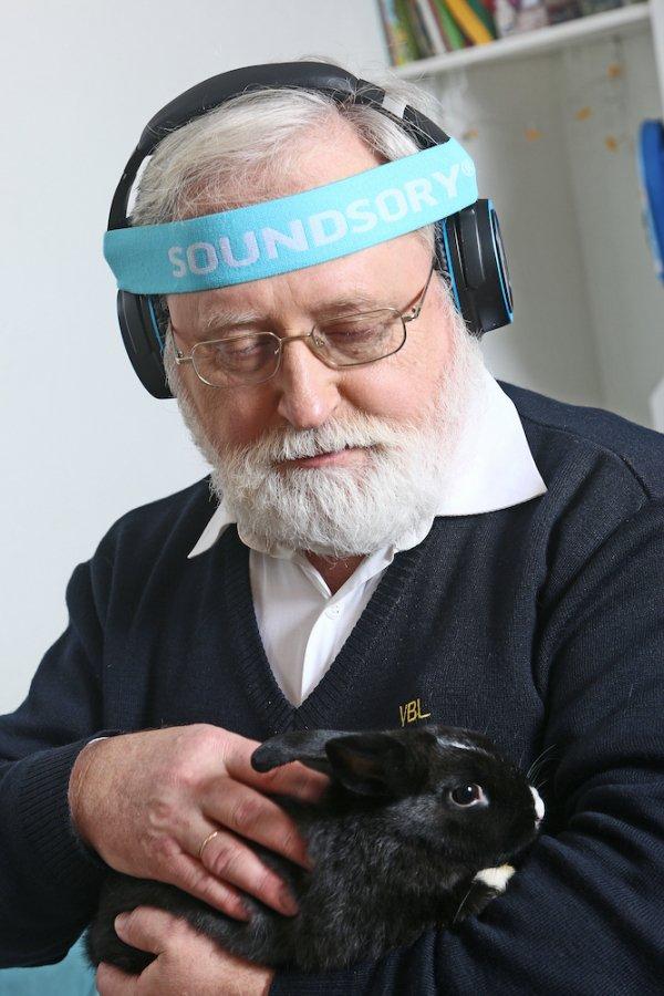SOUNDSORY naudojimas senjorams