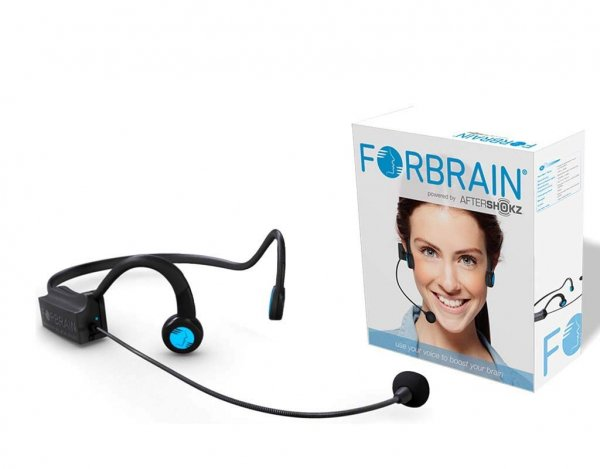 FORBRAIN ausinės su pakuote